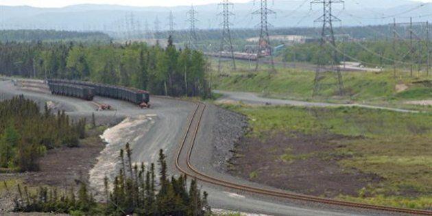 Plan Nord : l'étude d'une troisième voie ferrée plus coûteuse et plus longue que
