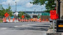Un nouvel outil pour s'informer de l'état des chantiers à Montréal