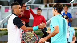 ATP - Madrid : Roger Federer sorti par le jeune loup
