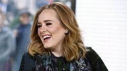 Adele ne ressemble plus à ça!