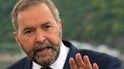 Mulcair est un dictateur impitoyable comme Harper, affirme un député