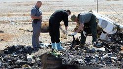 Écrasement de l'Airbus russe en Égypte: pas de terrorisme selon