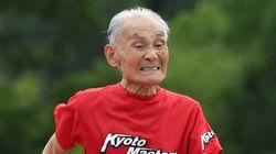 À 105 ans, il bat un record au 100 mètres et souhaite rencontrer Usain