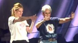 Taylor Swift a fait danser Julia Roberts