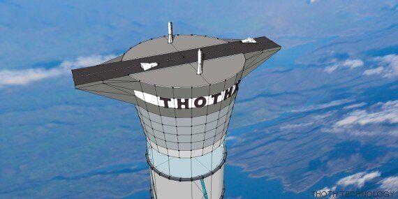 Un ascenseur spatial bientôt construit par une entreprise