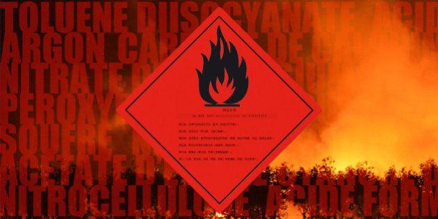 Tianjin: la liste des produits chimiques à l'origine des explosions