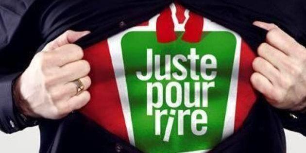 Juste pour rire s'implante en Tunisie