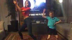 Taylor Swift danse avec un fan de 7 ans, Dylan Barnes