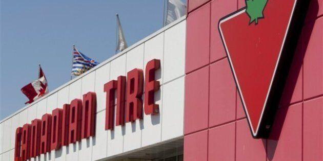 Canadian Tire achètera 12 baux immobiliers de Target pour 17,7 millions de