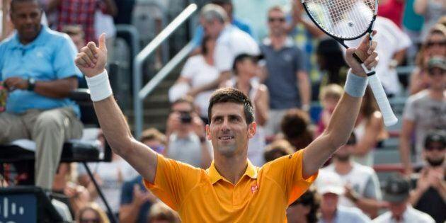 Coupe Rogers: Novak Djokovic élimine Jérémy Chardy et se qualifie pour la