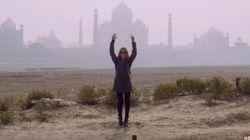 Elle a visité les 7 merveilles du monde en 13 jours