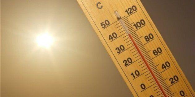 Vague de chaleur et d'humidité sur le sud du Québec et de