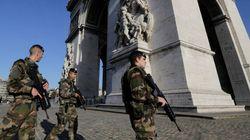 Attentats de Paris: l'obscurité dans le