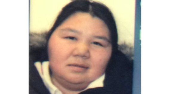 Jeune femme d'origine autochtone