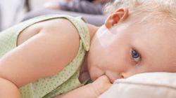 Sucer son pouce, se ronger les ongles: les enfants moins sensibles aux