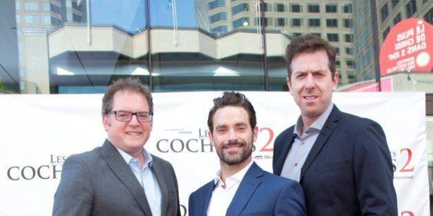 «Les 3 p'tits cochons 2» a franchi le cap du 1 million $ au box