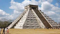 Découverte impressionnante sous une pyramide au Mexique