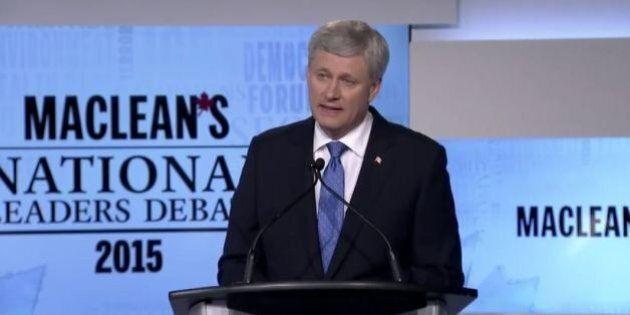 Harper affirme que le Canada pourrait se joindre au bouclier