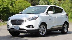 Essai routier Hyundai Tucson FCEV 2015 : l'hydrogène à l'honneur