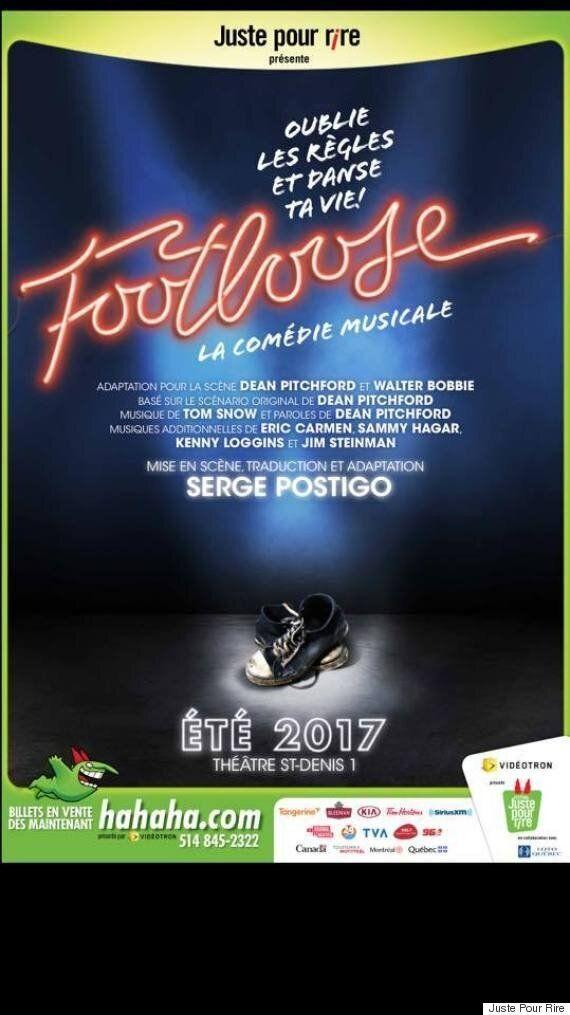 «Footloose» est la prochaine comédie musicale de Juste pour