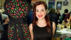 Styles de soirée: les Puces des Neiges en mode locale