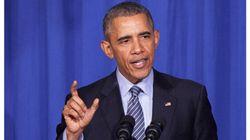 Climat: Obama salue un accord