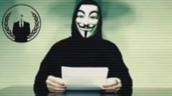 Anonymous s'attaque à Trump
