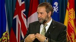 Le NPD fédéral veut s'inspirer de l'Alberta