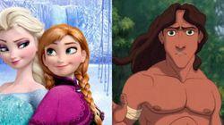 Il y a bien un lien entre la Reine des Neiges et Tarzan