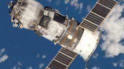 Le cargo spatial Progress se désintégrera dans l'atmosphère
