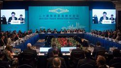 Le G20 veut doper le commerce pour relancer