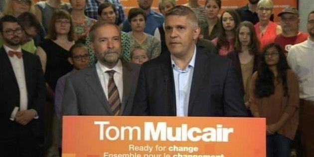 Un ex-ministre des Finances du NPD en Saskatchewan, Andrew Thomson, se présente contre Joe