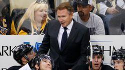 Les Penguins congédient leur entraîneur-chef Mike