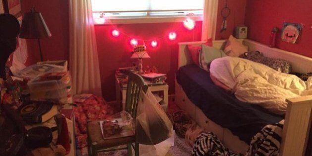 Voici à quoi ressemble une chambre en ordre... selon les enfants