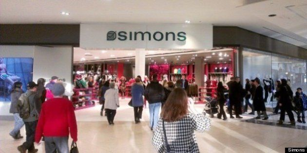 Simons ouvre ses portes aux Promenades