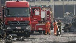 Explosions en Chine: retrouvé vivant après 32 heures