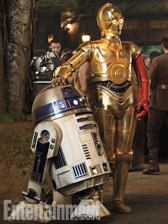 «Star Wars 7»: une première photo de Luke Skywalker âgé est