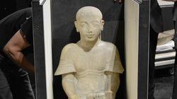 «Égypte magique», une expo