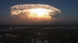 Ceci n'est pas l'explosion d'une bombe