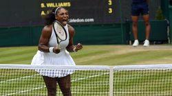 Serena Williams triomphe à