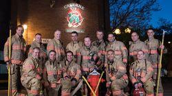 «Alerte 5»: pas reposant, la vie de pompier!
