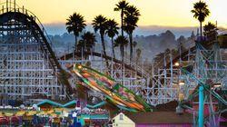 Les meilleurs parcs d'attraction en Amérique (qui n'appartiennent pas à Six