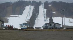 Ski aussi désolant