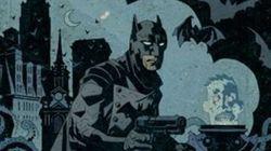 La malédiction qui s'abattit sur Gotham: Chtulhu dans la mire de