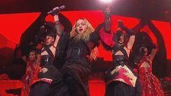 Madonna séduit Québec au Centre