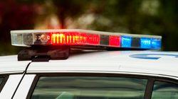 Un policier atteint par balle au