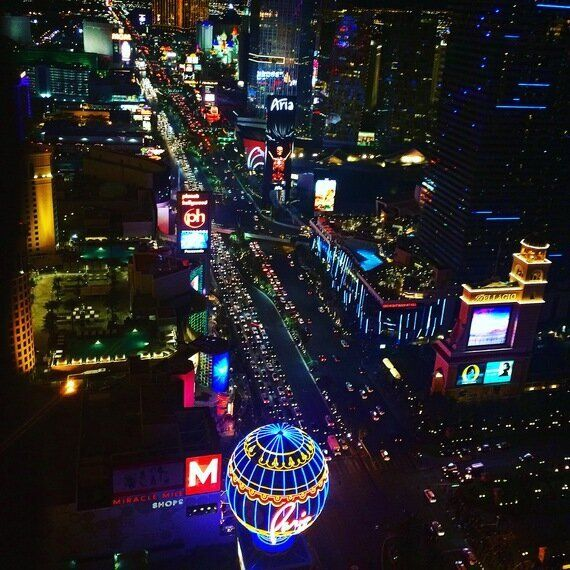 72 h à Las Vegas (pendant le festival Vegas
