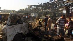 Au moins 76 morts dans un attentat de L'EI à Bagdad