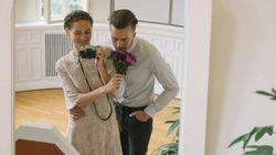 Le jour du mariage... du point de vue de la mariée!