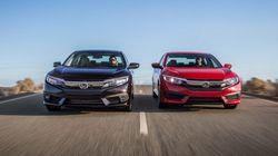 Voyez le nouveau design de la Honda Civic 2016